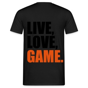 LL Gamer  T-Shirt - Men's T-Shirt