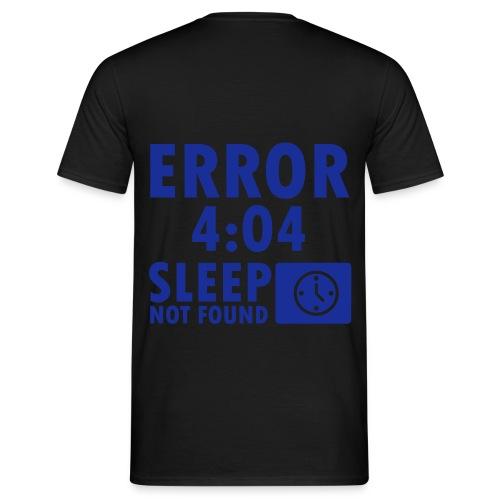 Error  T-Shirt - Men's T-Shirt