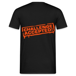 Challenge Accepted T-Shirt - Men's T-Shirt