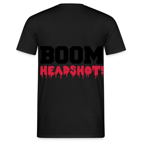 Boom Headshot!  T-Shirt - Men's T-Shirt