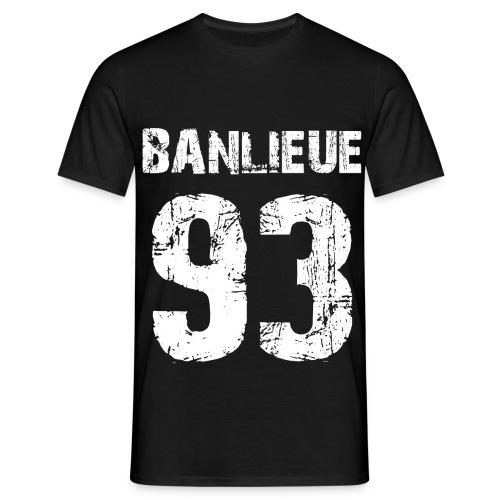 banlieue 93  - T-shirt Homme