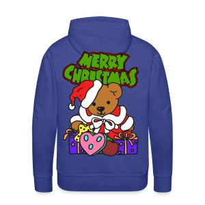 Sweat à capuche homme merry christmas - Sweat-shirt à capuche Premium pour hommes