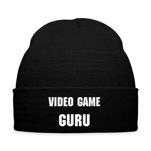 Video Game Guru - Winter Hat