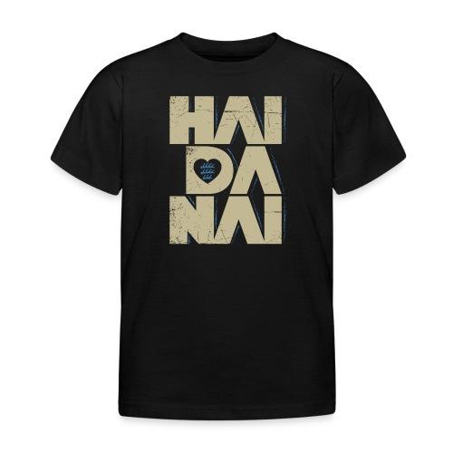 HAIDANAI - Kender - Kinder T-Shirt