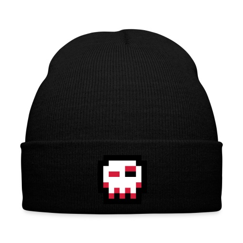HZV Red Hat 3D logo - Winter Hat