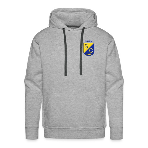 KP Wappen (Modern) Capitano Edition - Grau - Männer Premium Hoodie