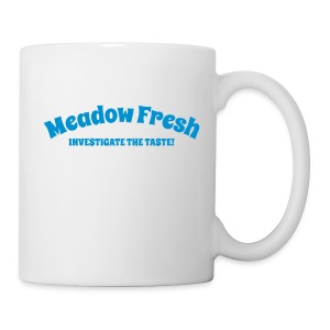 Meadow Fresh (logo) - Mug
