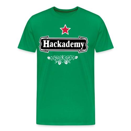 Hackademy Boyz - Men's Premium T-Shirt