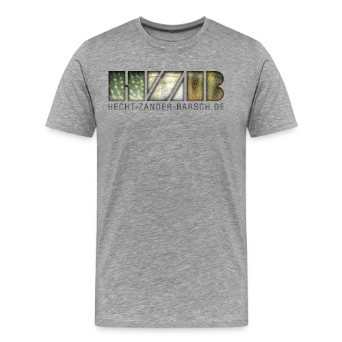 PREMIUM-SHIRT / KLASSIK.LIGHT - Männer Premium T-Shirt