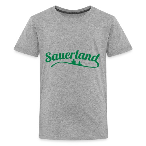 Sauerland - Teenager Premium T-Shirt
