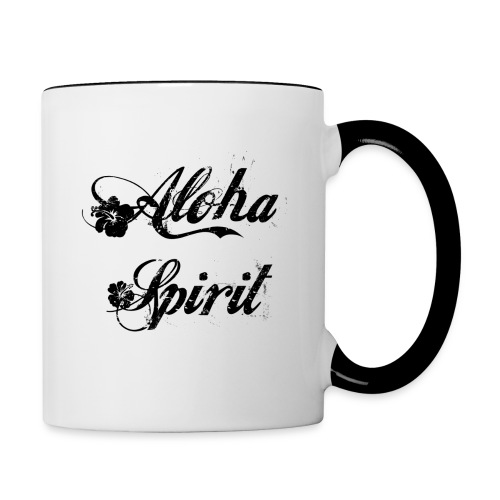 Tasse bicolore  Aloha - Mug contrasté