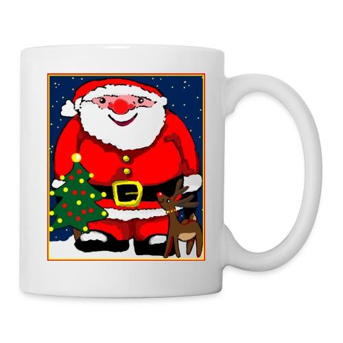 Christmas Bros - Santa & Rudi - Tasse