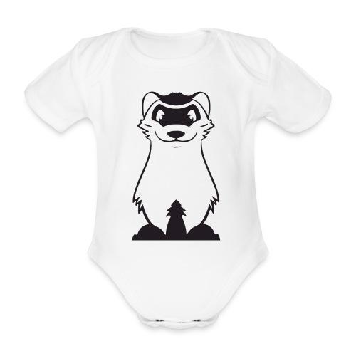 Baby Bio-Kurzarm-Body - süßer Babybody
