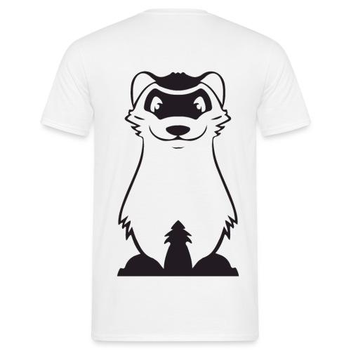 Herren T-Shirt groß - Männer T-Shirt