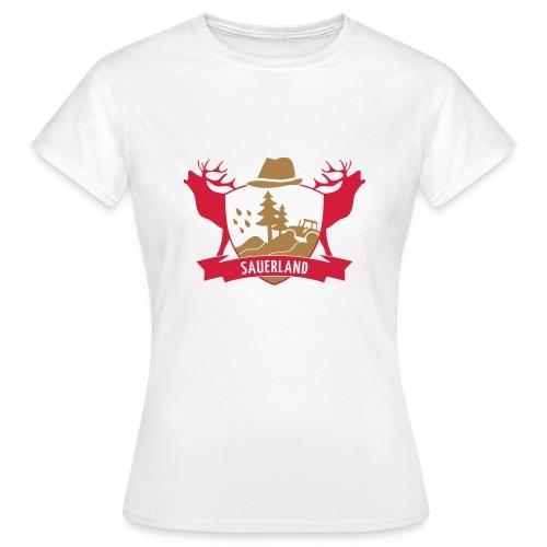 Sauerlandwappen - Frauen T-Shirt