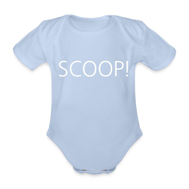 SCOOP! - Baby Bio-Kurzarm-Body