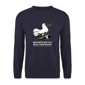 Sweatshirt: Dove of Peace - Männer Pullover