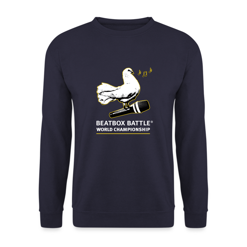 Sweatshirt: Dove of Peace - Men's Sweatshirt