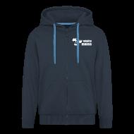 Pullover & Hoodies ~ Männer Premium Kapuzenjacke ~ Mighty Moose Herren Kapuzenjacke