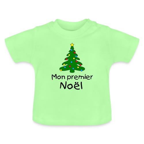 Premier Noel - T-shirt Bébé
