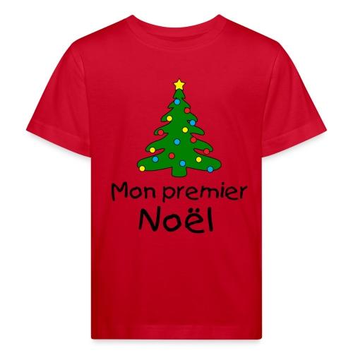 Premier Noel - T-shirt bio Enfant
