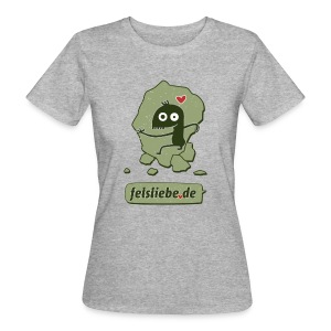 Logo Style - Frauen Bio-T-Shirt