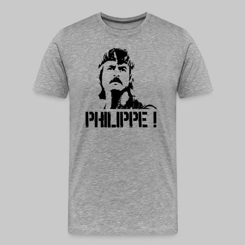 T-SHIRT PHILIPPE! - T-shirt Premium Homme