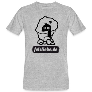 Logo Style - Männer Bio-T-Shirt