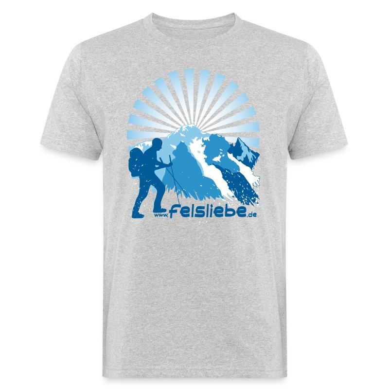 MontBlanc - Männer Bio-T-Shirt