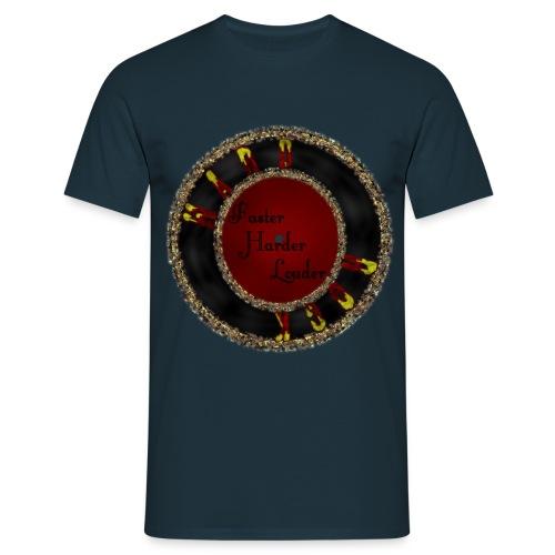 MusaGenret - Miesten t-paita