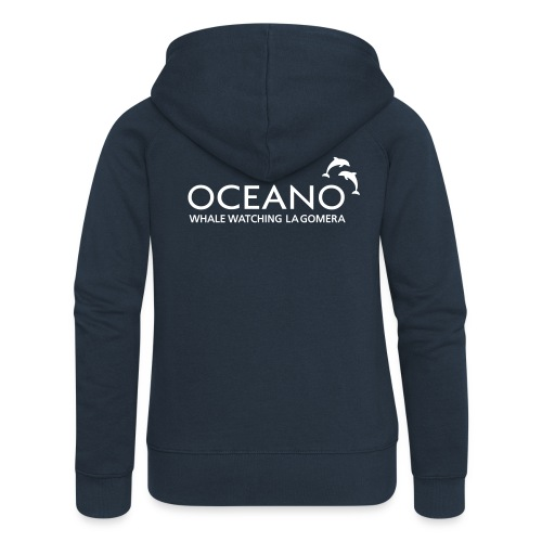OCEANO Kapuzenjacke - Frauen Premium Kapuzenjacke