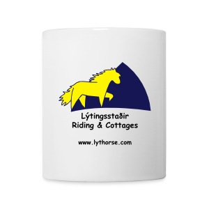 Coffee mug Riding & Cottages - Tasse