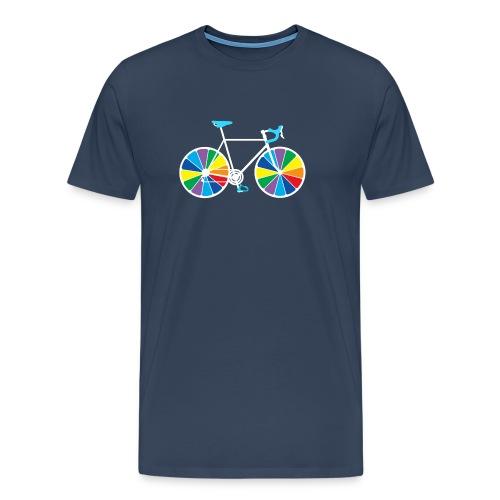 Rennrad Pace T-Shirt - Männer Premium T-Shirt