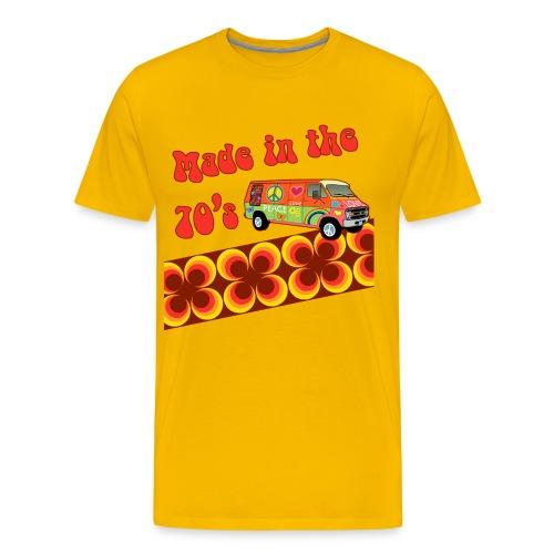 Made in 70s - Men's Premium T-Shirt