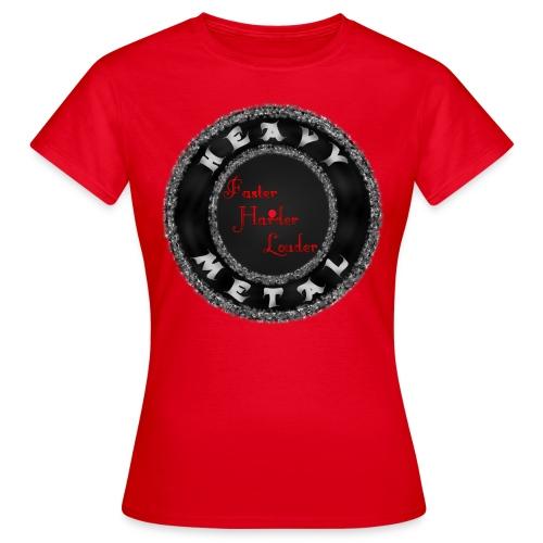 MusaGenret - Naisten t-paita