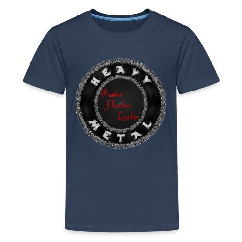 MusaGenret - Teinien premium t-paita