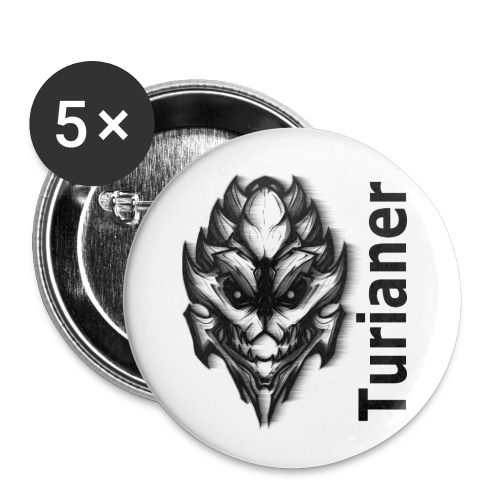 Buttons groß 56 mm