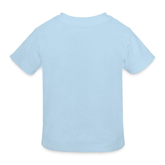 Kind T-Shirt Kurzarm Bio (Continental) Müßiggänger