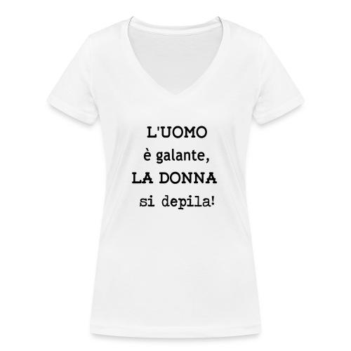 le regole dell'amore - T-shirt ecologica da donna con scollo a V di Stanley & Stella