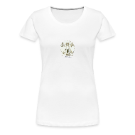 Magliette ~ Maglietta Premium da donna ~ Maglietta Donna Dude Da Vinci Disegno Piccolo