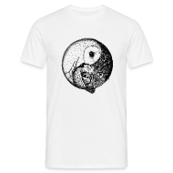 T-Shirts ~ Männer T-Shirt ~ owl and owl