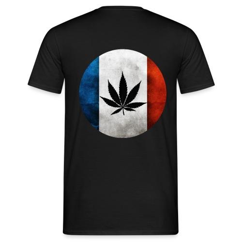Cannabis TShirt - T-shirt Homme
