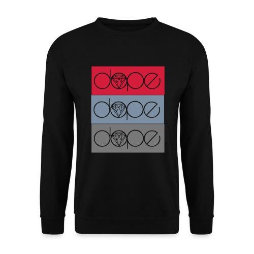 DOPEx3 sweater - Mannen sweater