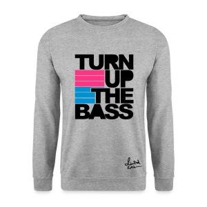TURN UP THE BASS sweater - Mannen sweater