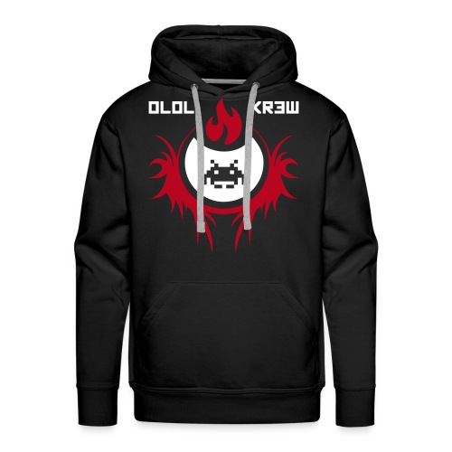 oLoL Sweat - Sweat-shirt à capuche Premium pour hommes