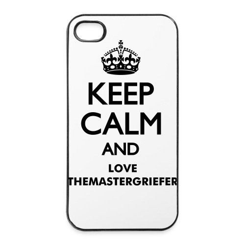 Custodia Rigida iPhone 4/4S by TheMasterGriefer - Custodia rigida per iPhone 4/4s