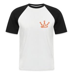 BaseBall Tee Red Logo - Men's Baseball T-Shirt