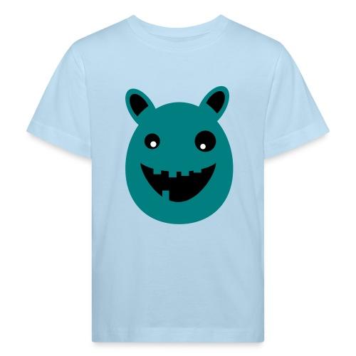 Thaddeus the little monster - Kids' Organic T-Shirt
