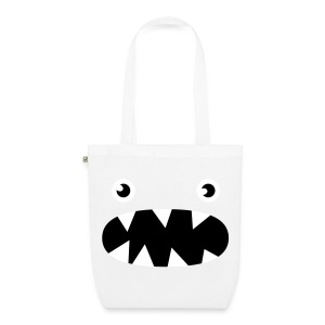 Phillip the little monster - EarthPositive Tote Bag
