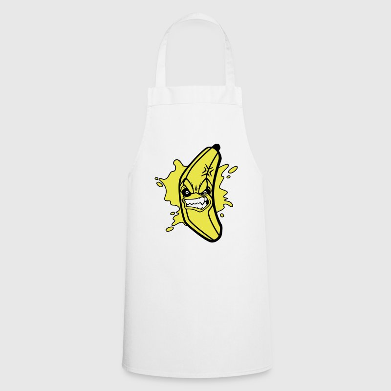 Angry Banana Cooking Apron - Cooking Apron